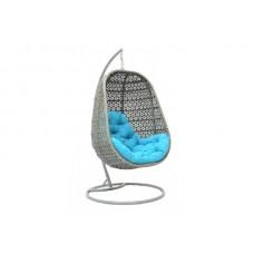 Подвесное кресло из искусственного ротанга 7068