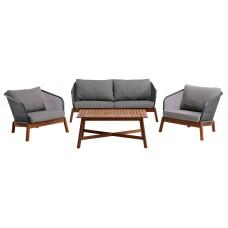 Комплект деревянной мебели 1574