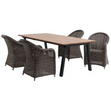 Комплект мебели из искусственного ротанга 1622