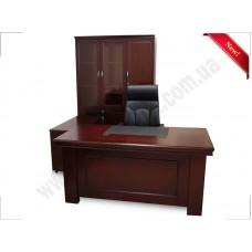 Стол руководителя YDK622 (1600см) палисандр
