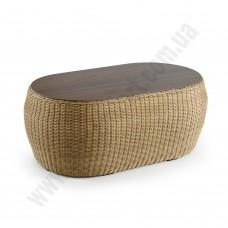 Плетённый столик из ротанга 6139