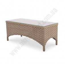 Кофейный столик из ротанга 6143